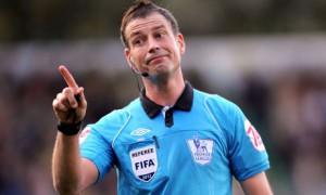 Mark Clattenburg, referee
