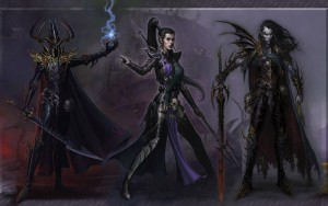 Dark-elves
