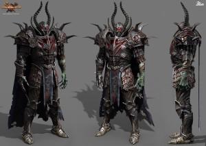 warhammer___Chaos_Champion_by_Baldasseroni